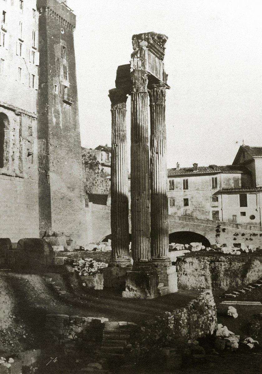 Temple of Jupiter, Roman Forum