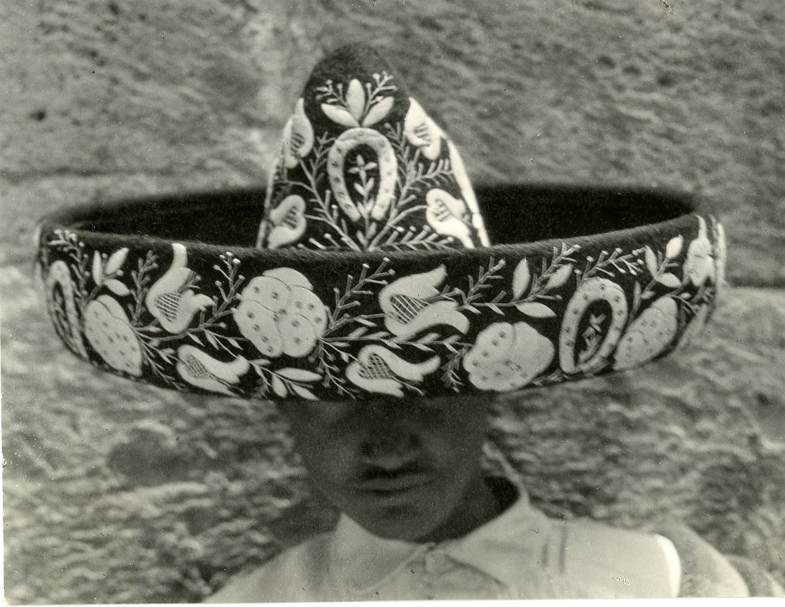 Boy in Sombrero