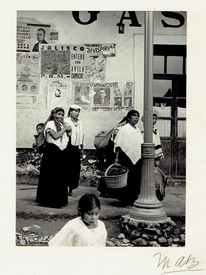 Mujeres del mercado (Women of the Market)