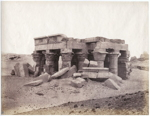 General View of the Ruins, Kom-Ombo